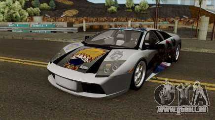 Lamborghini Mobile Legends Design für GTA San Andreas
