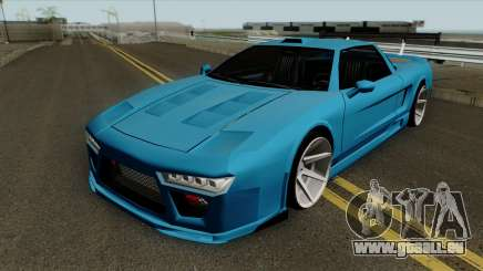 BlueRay Infernus CH1RON für GTA San Andreas