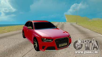 Audi RS 4 für GTA San Andreas