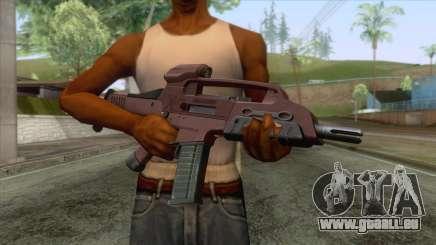 XM8 Compact Rifle Red für GTA San Andreas