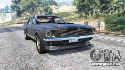 Shelby GT500 1967 tuning [replace] für GTA 5