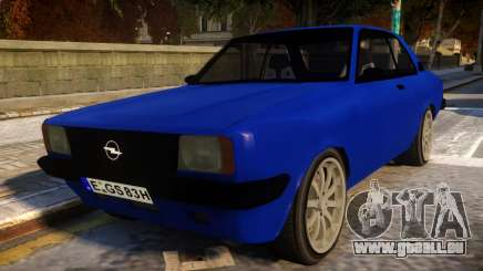Opel Ascona für GTA 4