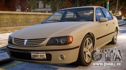 Merit to Chevy Impala pour GTA 4