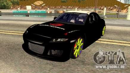 Mazda RX-8 VIP für GTA San Andreas