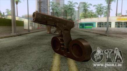 Glock 19 with Extended Magazine pour GTA San Andreas