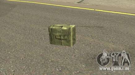 Remastered Satchel pour GTA San Andreas