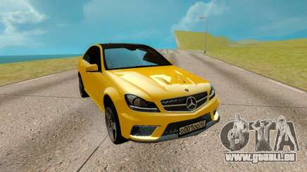 Mercedes-Benz E Class AMG E63 S Sedan für GTA San Andreas