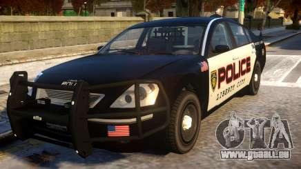 Pinnacle Police (LCPD) 1.0 für GTA 4