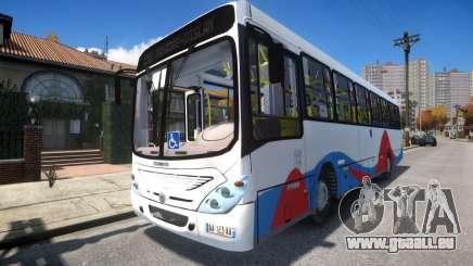 MB 1418 Moroccan-Meknes Bus für GTA 4