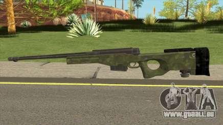 PUBG AWM pour GTA San Andreas