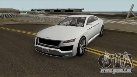 GTA V Ubermacht Revolter V2 pour GTA San Andreas