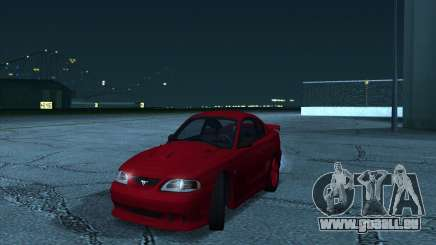 Ford Mustang Saleen s281 1995 pour GTA San Andreas