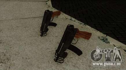 VZ-61 Resident Evil 5 für GTA San Andreas