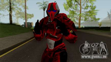 Cyber MK Sektor pour GTA San Andreas