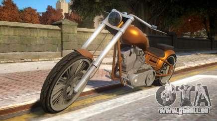 Warlock Hexer pour GTA 4