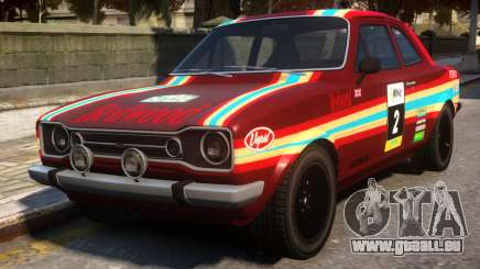 Vapid Retinue Livery Set für GTA 4