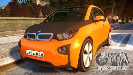 BMW i3 pour GTA 4