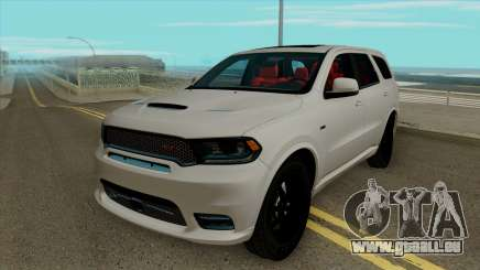 Dodge Durango SRT 2018 für GTA San Andreas