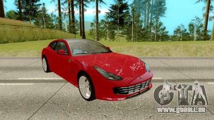 Ferrari GTC4 pour GTA San Andreas