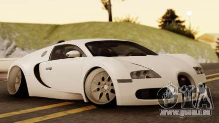 Bugatti Veyron für GTA San Andreas