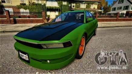 Vincent Extras Spoiler Pack für GTA 4