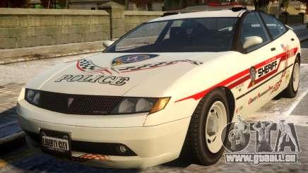 Sheriff Police v1.0 pour GTA 4