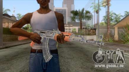AK-47 Assault Rifle HQ pour GTA San Andreas