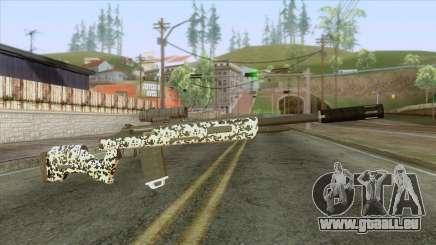 The Doomsday Heist - Sniper Rifle v1 für GTA San Andreas