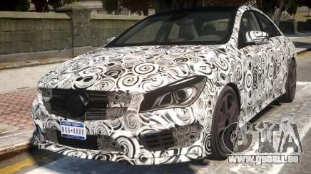 Mercedes CLA AMG Prototype 1.0 für GTA 4