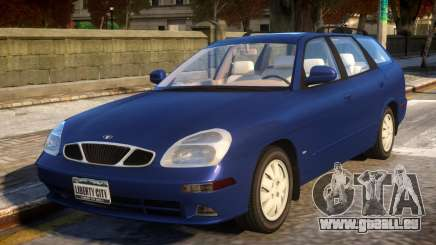 Daewoo Nubira II Kombi CDX US 2002 für GTA 4