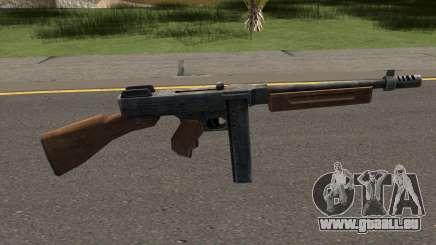 Thompson M1928 für GTA San Andreas