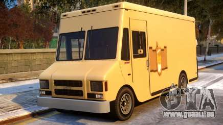 Boxville Livery for CTI55 2011 pour GTA 4