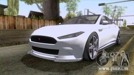 GTA 5 - Coil Raiden pour GTA San Andreas