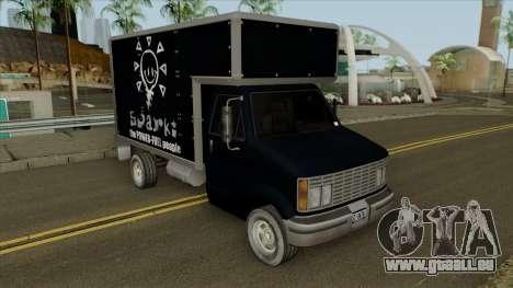 Mule HD pour GTA San Andreas