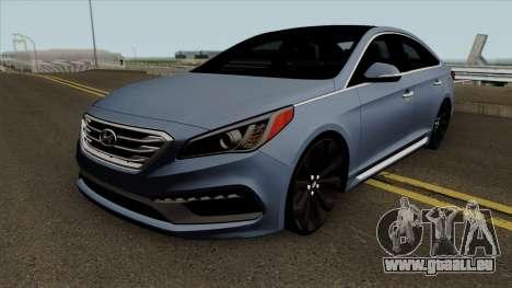 Hyundai Sonata 2017 für GTA San Andreas