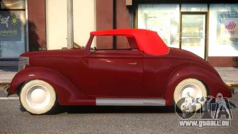 Ford Convertible 36 für GTA 4
