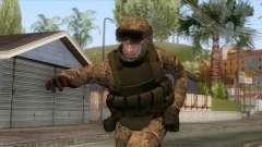 German Army Soldier Skin für GTA San Andreas