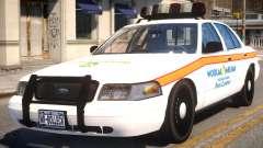 Ford Crown Victoria CVPI pour GTA 4