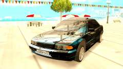 BMW 750i E38 für GTA San Andreas