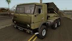 KamAZ-5410 BM-21 Grad