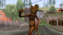 Marvel Future Fight - Groot (Infinity War) pour GTA San Andreas