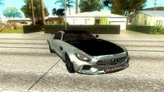 Mercedes-Benz AMG GT R Coupe pour GTA San Andreas