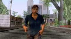 GTA 5 - Female Skin v1 pour GTA San Andreas