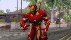 Avengers Infinity War - Ironman Mark 50 pour GTA San Andreas