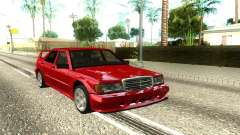Mercedes-Benz 190E Evolution pour GTA San Andreas