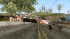 The Doomsday Heist - Shotgun v2 pour GTA San Andreas