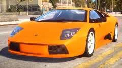 Lamborghini Murcielago 2005 v1.1 für GTA 4