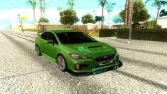 Subaru Impreza WRX pour GTA San Andreas