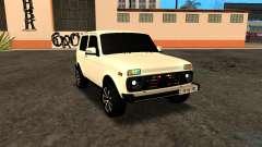 Niva Dorjar Armenian pour GTA San Andreas