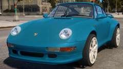 Porsche 911 Turbo 1995 für GTA 4